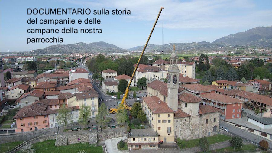 PROMO documentario storia campane e campanile